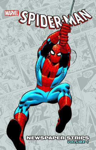 Spider-Man: Newspaper Strips Vol. 1 Cover