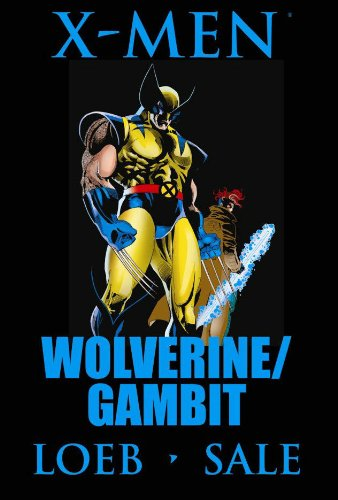 Wolverine / Gambit Cover