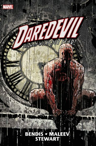 Daredevil by Brian Michael Bendis And Alex Maleev Omnibus Vol. 2 Cover