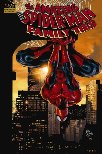 Spider-Man: Family Ties Cover