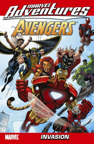 Marvel Adventures: Avengers Vol. 10: Invasion Cover