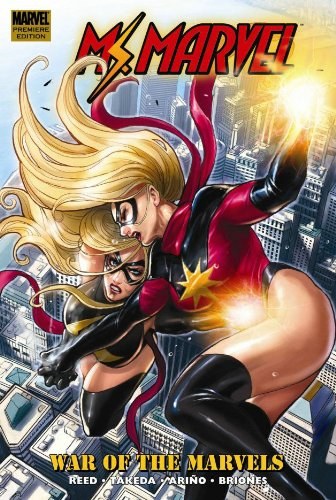 Ms. Marvel Vol. 8: War Of The Marvels Cover