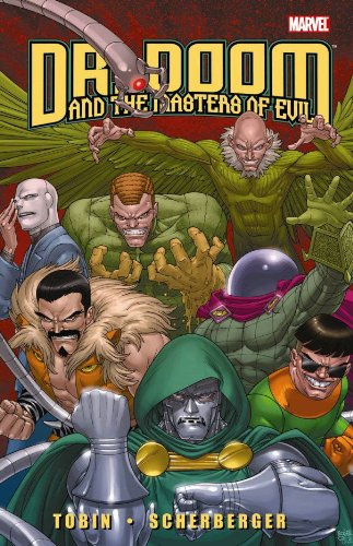 Doctor Doom And The Masters Of Evil Cover