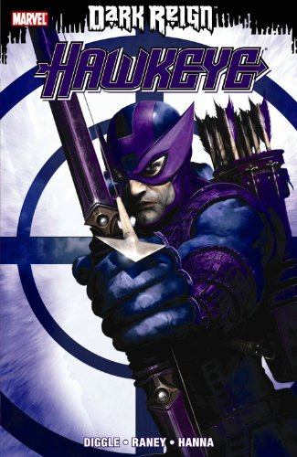 Dark Reign: Hawkeye Cover