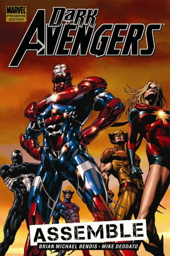 Dark Avengers Vol. 1: Dark Avengers Assemble Cover