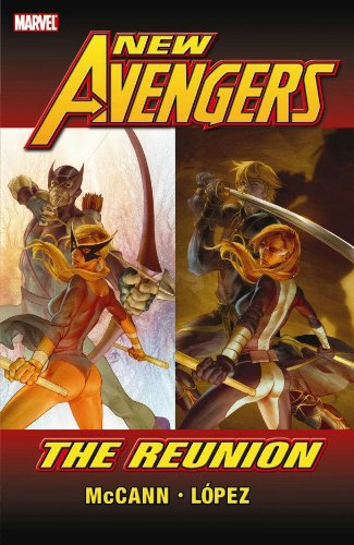 New Avengers: The Reunion Cover
