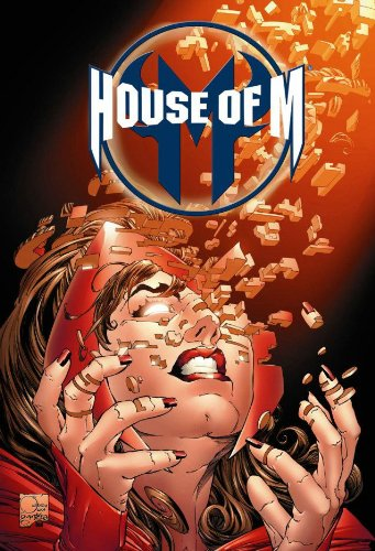 House Of M Vol. 2 Cover