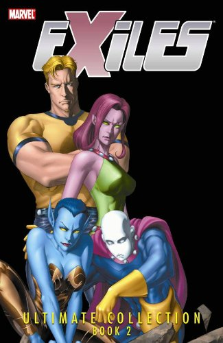 Exiles Ultimate Collection 2 Cover