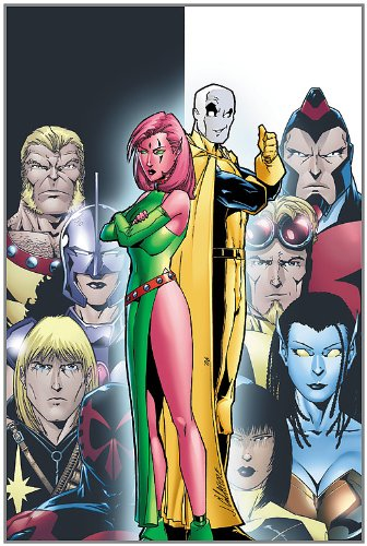 Exiles Ultimate Collection 5 Cover