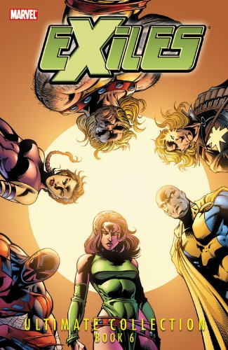 Exiles Ultimate Collection 6 Cover