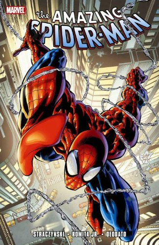 Amazing Spider-Man Ultimate Collection 3 Cover