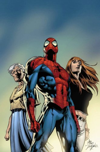 Amazing Spider-Man Ultimate Collection 4 Cover