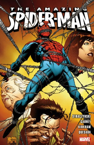 Amazing Spider-Man Ultimate Collection 5 Cover