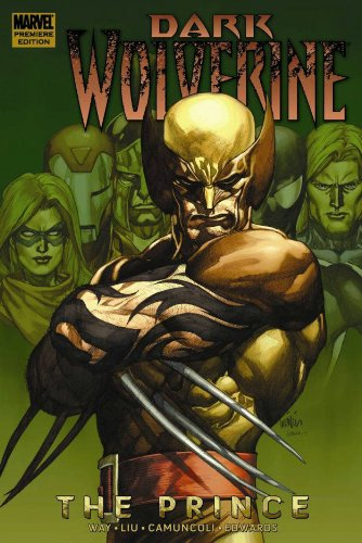 Dark Wolverine Vol. 1: The Prince Cover
