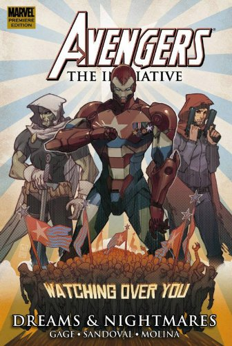 Avengers: The Initiative Vol. 5: Dreams And Nightmares Cover