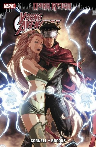 Dark Reign: Young Avengers Cover