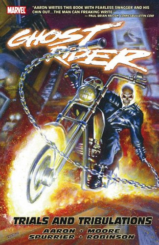 Ghost Rider: Trials And Tribulations Cover