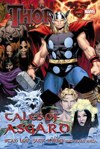 Thor: Tales Of Asgard Cover