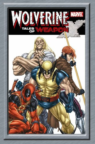 Wolverine: Tales Of Weapon X Cover