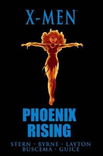 X-Men: Phoenix Rising Cover