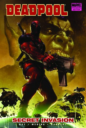 Deadpool Vol. 1: Secret Invasion Cover