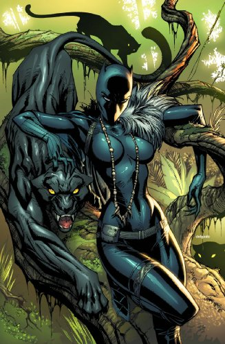 Black Panther: The Deadliest Of The Species Cover