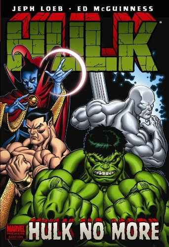 Hulk Vol. 3: Hulk No More Cover