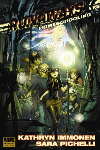Runaways Vol. 11: Homeschooling Cover