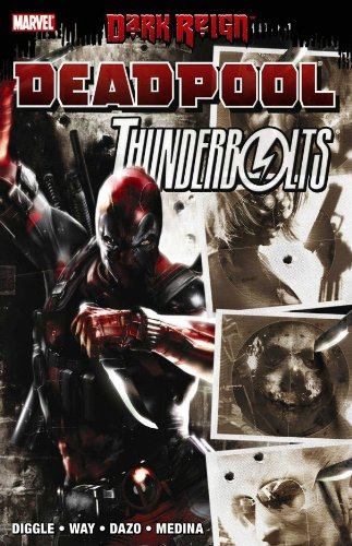 Dark Reign: Deadpool / Thunderbolts Cover