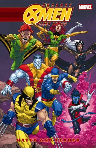 X-Men First Class: Hated And Feared Cover