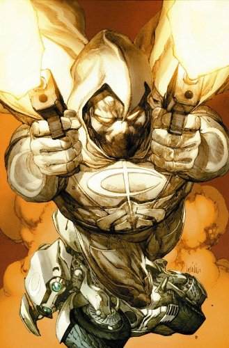 Vengeance Of Moon Knight Vol. 1: Shock And Awe Cover