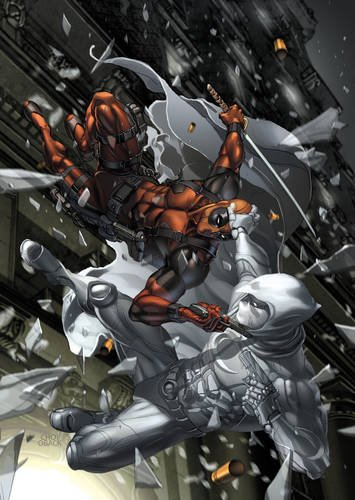 Vengeance Of Moon Knight Vol. 2 Cover
