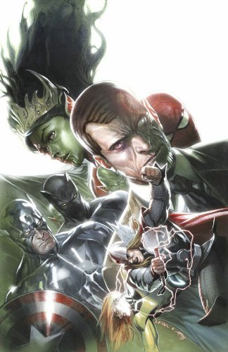 What If? Secret Invasion Cover