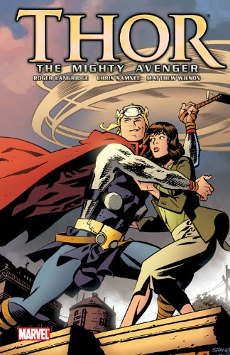 Thor: The Mighty Avenger Vol. 1 Cover