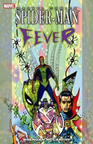 Spider-Man: Fever Cover