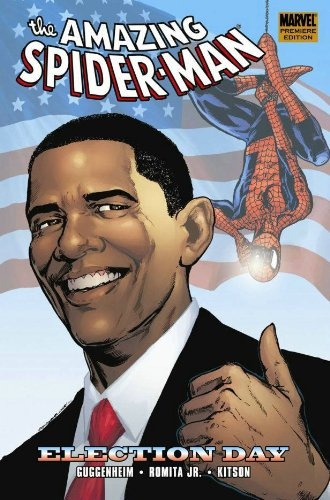 Spider-Man: Election Day  Cover