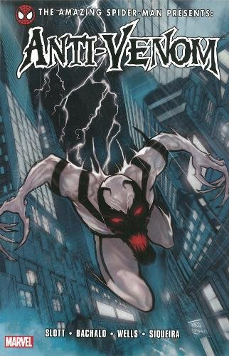 Spider-Man: Anti-Venom Cover