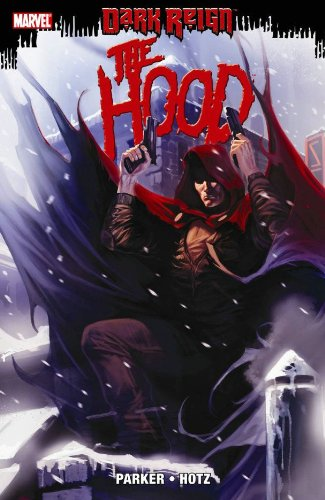 Dark Reign: The Hood Cover
