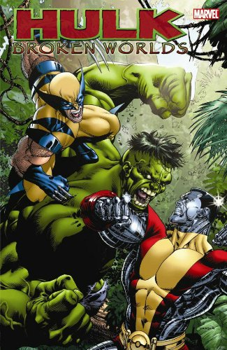 Hulk: Broken Worlds Cover