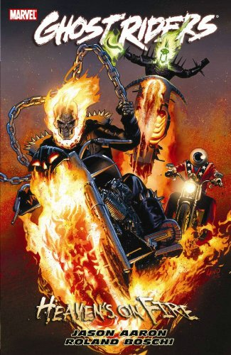 Ghost Rider: Heaven's On Fire Cover
