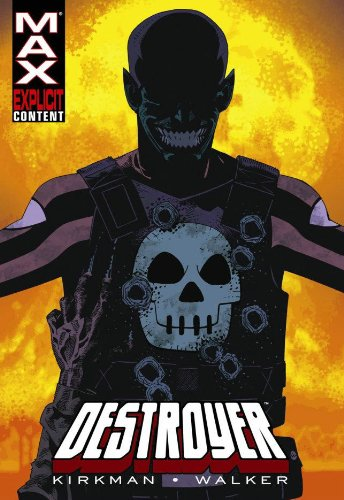 Destroyer Cover