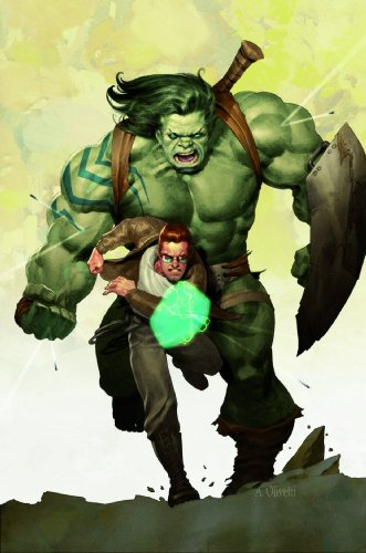 Incredible Hulk Vol. 1: Son Of Banner Cover