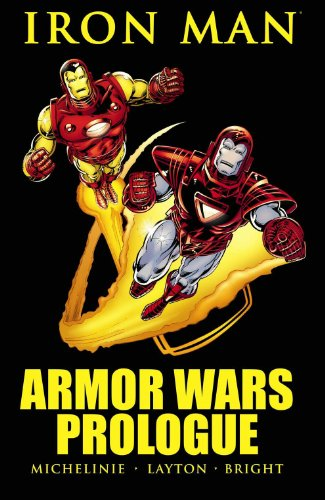 Iron Man: Armor Wars Prologue Cover