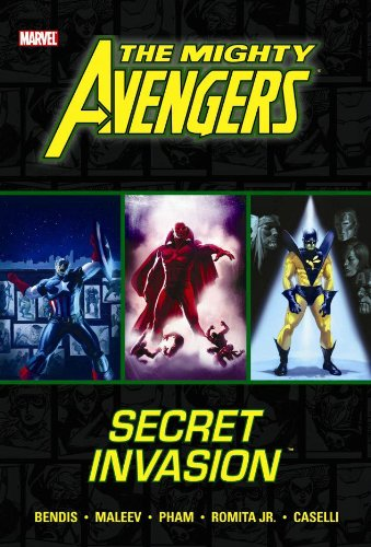 Mighty Avengers: Secret Invasion Cover