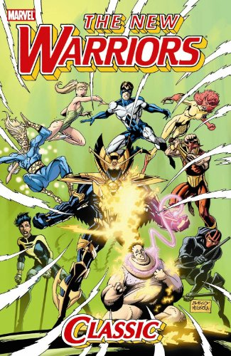 New Warriors Classic Vol. 2 Cover