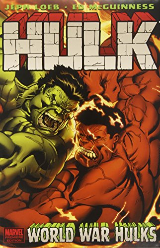 Hulk: World War Hulks Cover