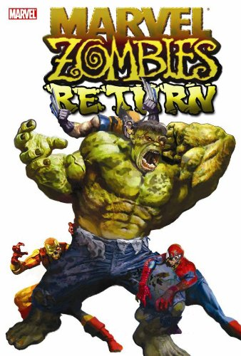 Marvel Zombies Return Cover