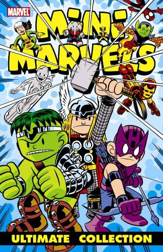 Mini Marvels cover