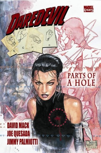 Daredevil Vol. 2: Parts Of A Hole Cover