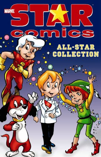 Star Comics: All-Star Collection Vol. 1 Cover